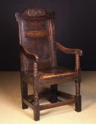 Lot 435 | Period Oak, Carvings, Paintings and Country Effects | Wilkinson's Auctioneers