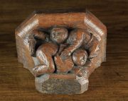 Lot 58 | Period Oak, Carvings, Paintings and Country Effects | Wilkinson's Auctioneers