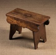 Lot 33   The Rintoul Collection; Period Oak, Country Furniture and Effects   Wilkinson's Auctioneers