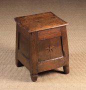 Lot 58 | The Rintoul Collection; Period Oak, Country Furniture and Effects | Wilkinson's Auctioneers
