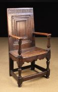 Lot 57 | Period Oak, Carvings, Paintings, Country Furniture and Effects | Wilkinson's Auctioneers