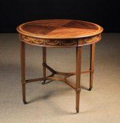 Lot 70 | Fine Furniture, & Effects. Also Objets d Art & Bijouterie | Wilkinson's Auctioneers
