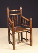 Lot 93 | Period Oak, Carvings, Paintings, Country Furniture and Effects | Wilkinson's Auctioneers