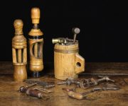 Lot 96 | Period Oak, Carvings, Paintings, Country Furniture and Effects | Wilkinson's Auctioneers