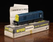 Lot 10 | Two Private Collections; Vintage Cameras and Wrenn Model Trains  | Wilkinson's Auctioneers