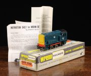 Lot 63   Two Private Collections; Vintage Cameras and Wrenn Model Trains    Wilkinson's Auctioneers